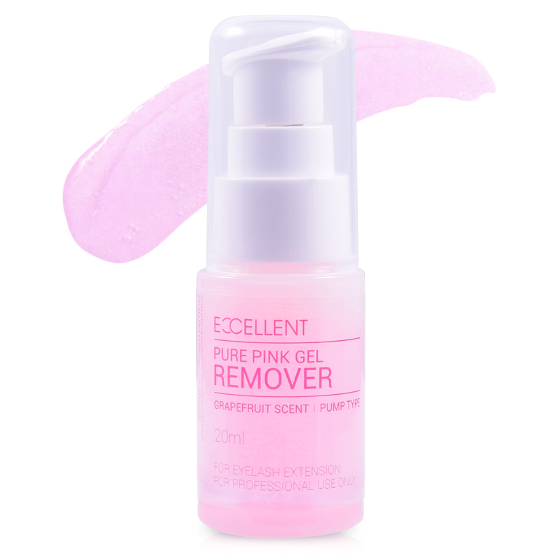 GLUE REMOVER GEL GRAPEFRUIT PUMP