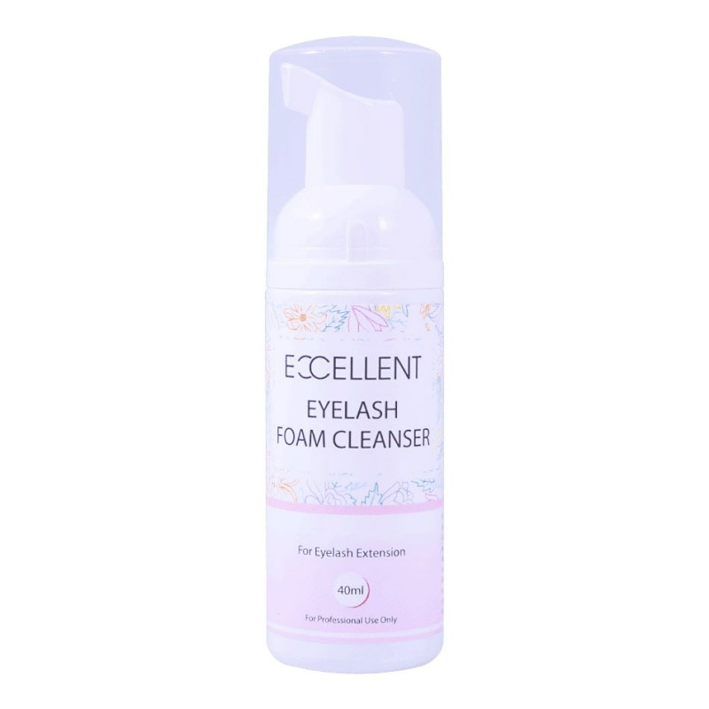 EXCELLENT EYELASH FOAM CLEANSER 100ML
