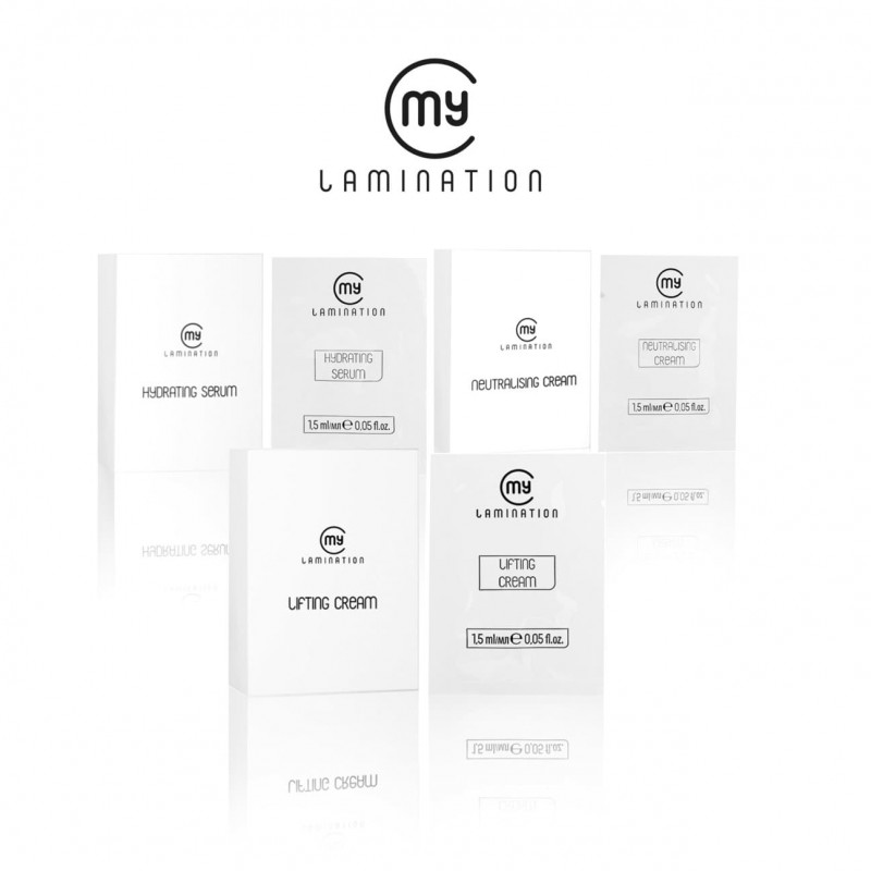 KIT LAMINARE GENE LASH LIFT MY LAMINATION