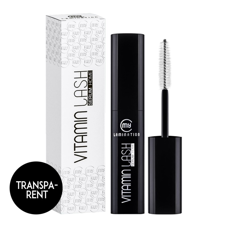 MY LAMINATION VITAMIN LASH SERUM HOME - Transparent (Tratament Gene)
