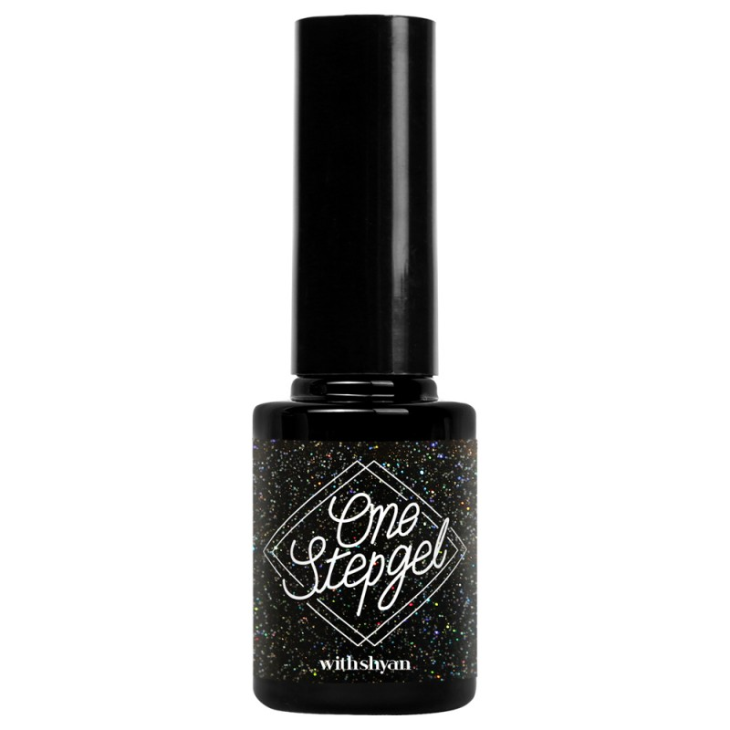 ONE STEP GEL No. 39 Polar Star WITHSHYAN 10 ML